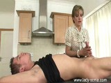 Lady Sonia – A Quickie For The Young Stud