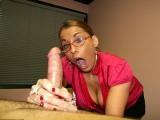 Stacie Star Over 40 Cock jerking off
