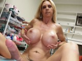 Brooke Tyler: Prostate play With My Mounds